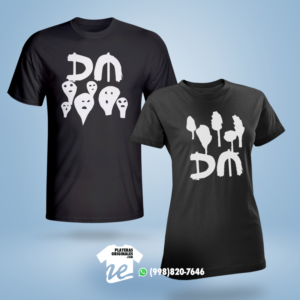 Playeras de Depeche Mode